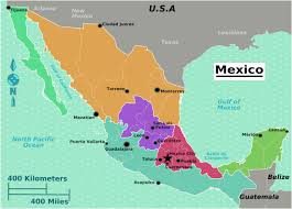 Mayan Ruins Mexico Map by The Largest Most Detailed Mexico Map And Flag U2013 Travel Around The
