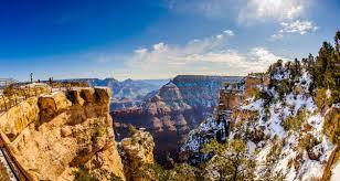 Map Of Arizona And Utah by Grand Canyon National Park Utah Com