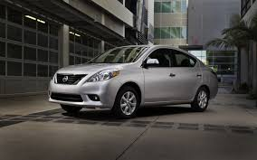 dark grey nissan versa 2012 nissan versa sedan first drive automobile magazine