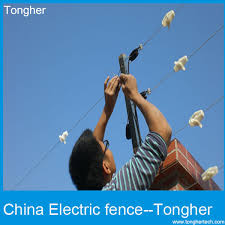 new electric fence energizers high voltage shock with gsm anti