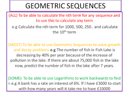 geometric series by happy00 teaching resources tes