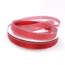 metallic ribbon metallic ribbon