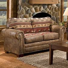 Rustic Leather Sofas Rustic Leather Sofa