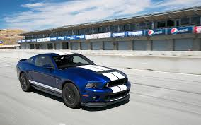 2012 Mustang Shelby 2013 Ford Shelby Gt500 Convertible Editors U0027 Notebook