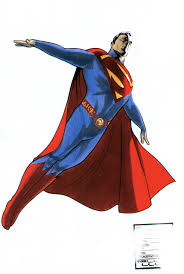 superman movie suit color brohawk deviantart