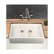 Villeroy  Boch Farmhouse  Double Bowl Mm X Mm Apron - Double ceramic kitchen sink