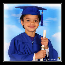 kindergarten graduation cap and gown preschool graduation photos archives busy bee portraits busy bee
