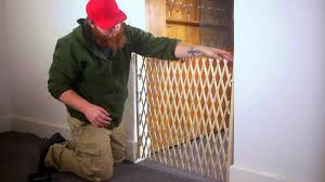 Child Proof Gates For Stairs How To Install Childproof Gates On Plaster Walls Plaster Walls