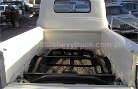 Fuel Tanks For Truck Beds A 1952 Chevy Truck Under Bed Fuel Tank Stainless Steel Exhaust