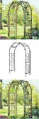 arbors and arches 180993 garden trellis arbor arch outdoor