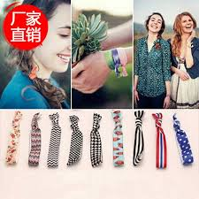 ponytail holder bracelet 2018 pretty knot elastic hair tie hairband rubber band ponytail