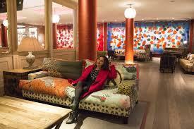 best interior decor in london ham yard hotel whitneys wonderland