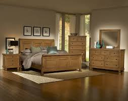 bassett bedroom furniture vaughan bassett reflections 550 oak bedroom group