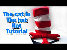 Cat In The Hat Table Centerpieces by Hat Tutorial The Cat In The Hat Themed Party Youtube