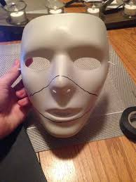 scarecrow mask scarecrow mask tutorial part 1 by paranormalartist on deviantart