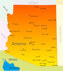 Flagstaff Arizona Map by Map Of Arizona