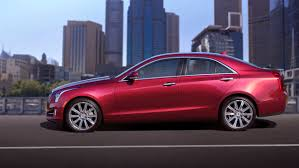 2013 ats cadillac review review the 2013 cadillac ats speaks fluent european