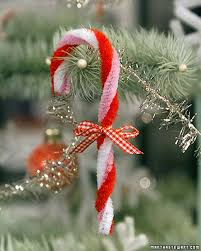 pipe cleaner ornaments martha stewart