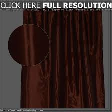 Rust Color Curtains Solid Rust Colored Shower Curtain Curtain Gallery Images