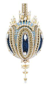 182 best ornaments satin balls blues images on pinterest beaded