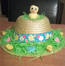 Easter Bonnet Decorations by My Little Kitchen The Easter Bonnet