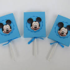 Lollipop Party Favors Shop Mickey Mouse Party Favors On Wanelo