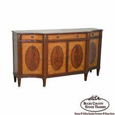 Mahogany Sideboards And Buffets Ethan Allen Sideboards And Buffets Ebay