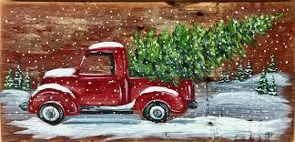 vintage christmas lake county barnwood art rave inc