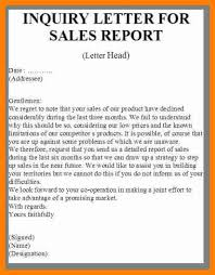 doc 693951 example of inquiry letter in business u2013 business