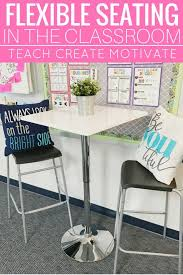 flexible seating in the classroom student engagement students