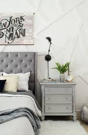 Silver Mirrored Nightstand Best 25 Silver Nightstand Ideas On Pinterest Classy Bedroom