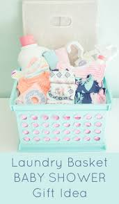 laundry basket baby shower gift babies gift and babyshower