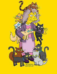 Cat Lady Meme - crazy cat lady blank template imgflip