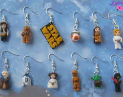 wars earrings bb8 and wars earrings fimo wars wars
