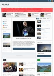 best blog themes ever 8 hand picked top technology blog wordpress themes