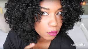 stranded rods hairstyle the 3 strand twist out will have your curls poppin