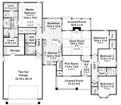 A 1 Story House 2 Bedroom Design 17 Best House Plans Images On Pinterest European Style Floor