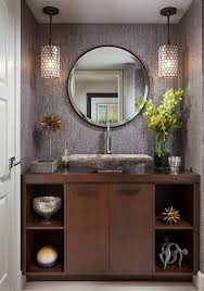 Powder Room Vanity Sink Cabinets - bathroom best powder room vanities mother of pearl design intended