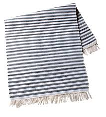Black And White Stripped Rug Black And White Striped Rug