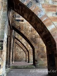 buttresses of dunfermline abbey fife photos u0026 art