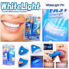 blue light whitening toothbrush teeth whitelight whitening system on carousell