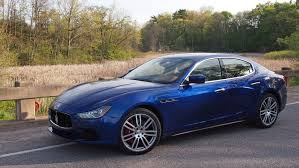 maserati sports car 2016 test drive 2016 maserati ghibli s q4 exhausted ca