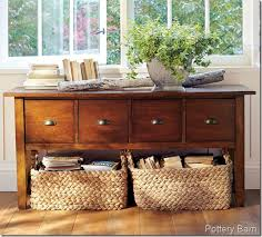 Pottery Barn Sofa Tables by Confessions Of A Plate Addict My Pottery Barn Inspired Under The