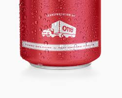 cartoon beer can uber u0027s self driving truck company just completed its first