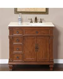 36 Inch Bathroom Vanity With Drawers Spring Into This Deal 13 Off Silkroad Exclusive Marble Stone Top