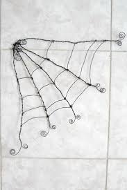 how to make a spider web for halloween 25 best wire spider ideas on pinterest barbed wire decor metal