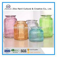 Colored Vases Wholesale Glass Cylinder Vases Wholesale Cheap Glass Cylinder Vases