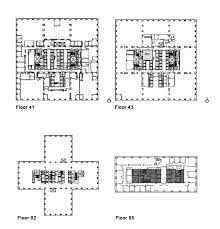 willis tower floor plan sears tower willis tower data photos plans wikiarquitectura
