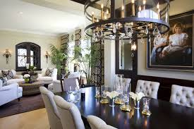 living room modern traditional home dining room robeson design