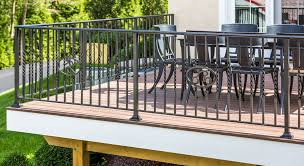 your comprehensive guide to deck railings safe u0026 legal